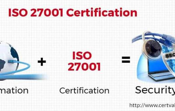 What is mean by ISO 27001 certification in Singapore?