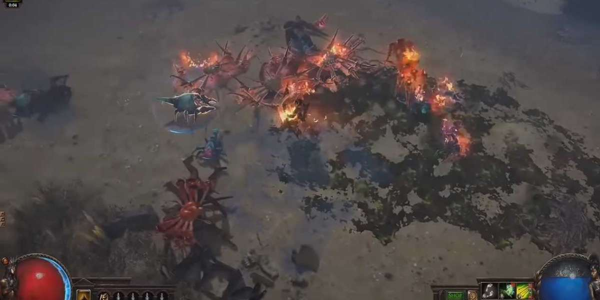 The Statement Trailer for Path of Exile 2